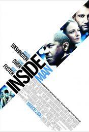 Inside Man ล้วงแผนปล้น คนในปริศนา 2006