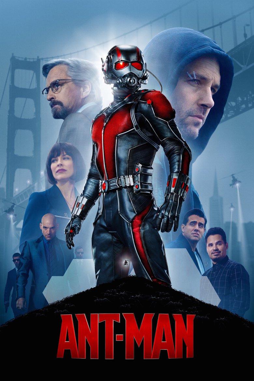 Ant-Man แอนท์-แมน มนุษย์มดมหากาฬ 2015
