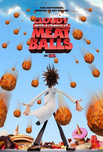 Chance Of Meatballs 1 มหัศจรรย์ลูกชิ้นตกทะลุมิติ 1 2009
