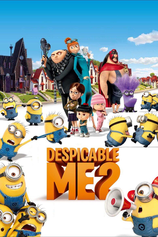 Despicable Me 2 มิสเตอร์แสบ ร้ายเกินพิกัด 2 2013