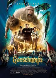 Goosebumps คืนอัศจรรย์ขนหัวลุก 2015