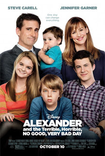 Alexander and the Terrible , Horrible , No Good , Very Bad Day อเล็กซานเดอร์กับวันมหาซวยห่วยสุดๆ 2014