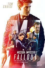 Mission Impossible 6 (2018) มิชชั่น อิมพอสสิเบิ้ล ฟอลล์เอาท์