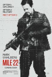 Mile 22 (2018) คนมหากาฬเดือดมหาประลัย