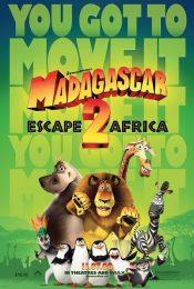 Madagascar: Escape 2 Africa (2008) มาดากัสการ์ 2 ป่วนป่าแอฟริกา