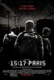 The 15:17 to Paris (2018) เดอะ ฟิฟทีน เซเว่นทีน ทู ปารีส