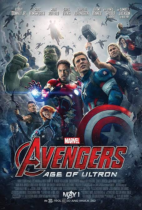 Avengers 2: Age of Ultron (2015) อเวนเจอร์ส 2: มหาศึกอัลตรอนถล่มโลก