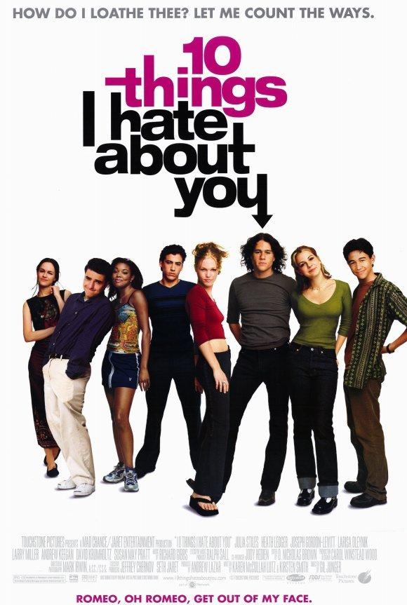 10 Things I Hate About You (1999) 10 กฎเฮ้วเด็ดหัวใจเฮี้ยว