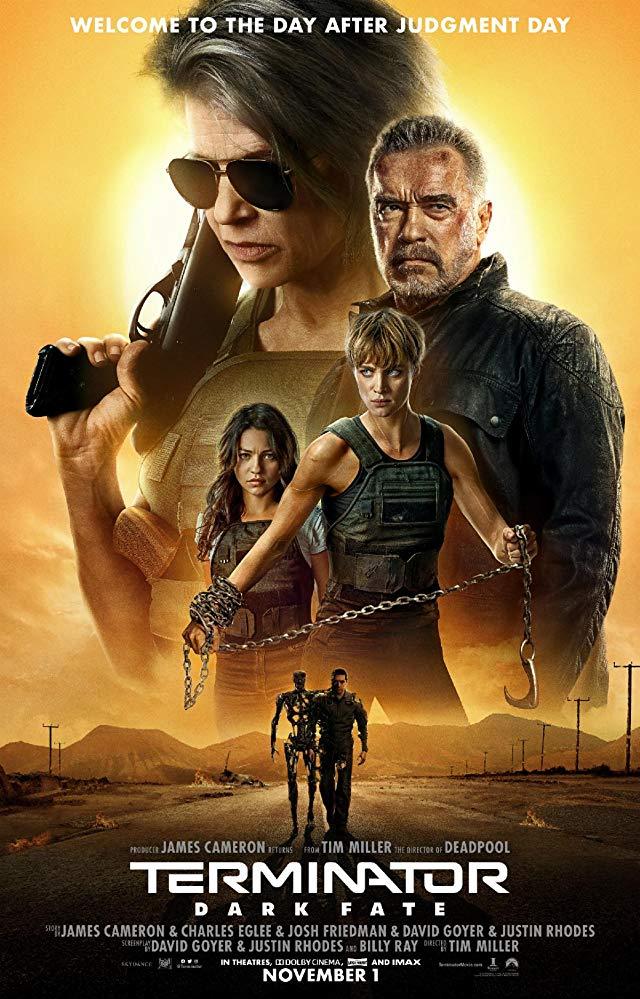 Terminator Dark Fate (2019)