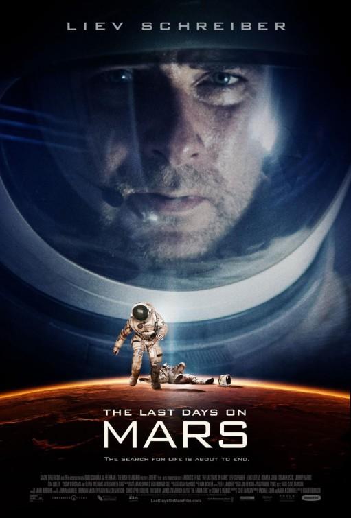 The Last Days On Mars วิกฤตการณ์ดาวอังคารมรณะ 2013
