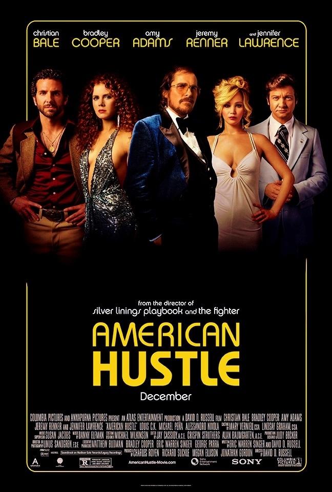 American Hustle โกงกระฉ่อนโลก 2013