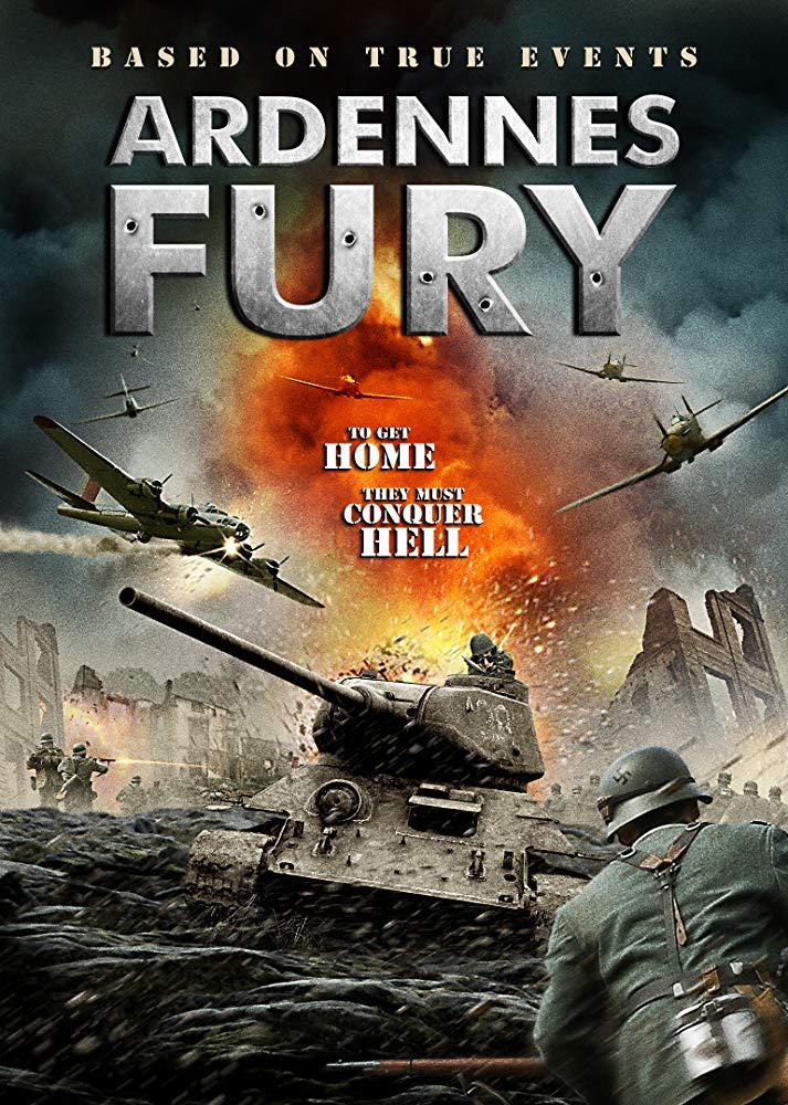 Ardennes Fury สงครามปฐพีเดือด 2014