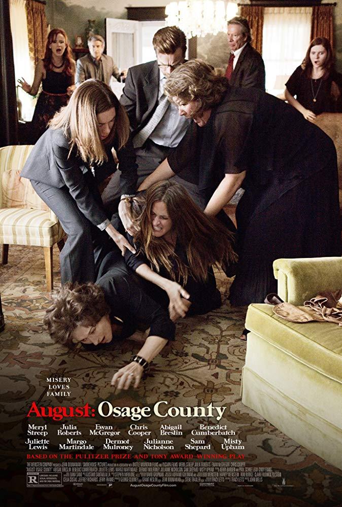 August Osage County ออกัส โอเซจเคาน์ตี้ 2013