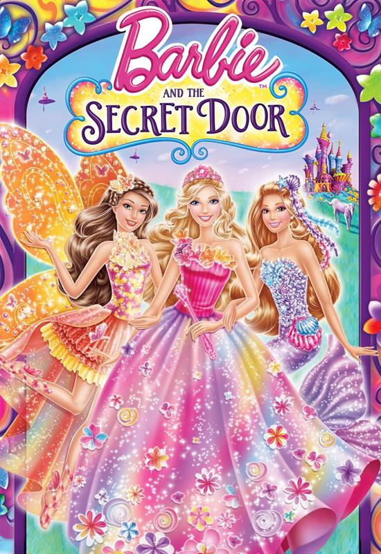 Barbie and the Secret Door บาร์บี้ กับประตูพิศวง 2014