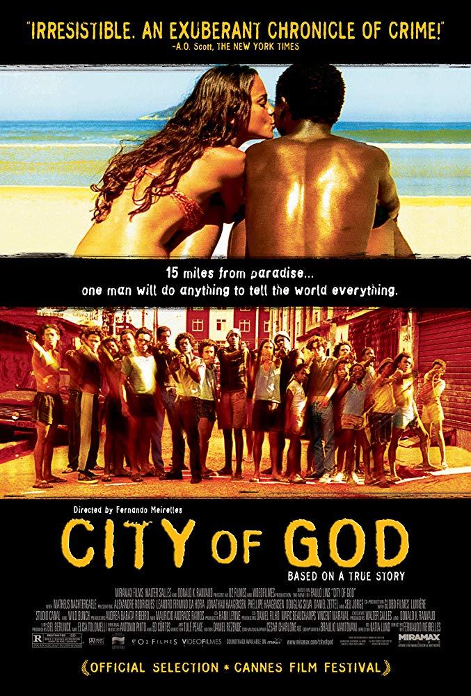City of God เมืองคนเลวเหยียบฟ้า 2002