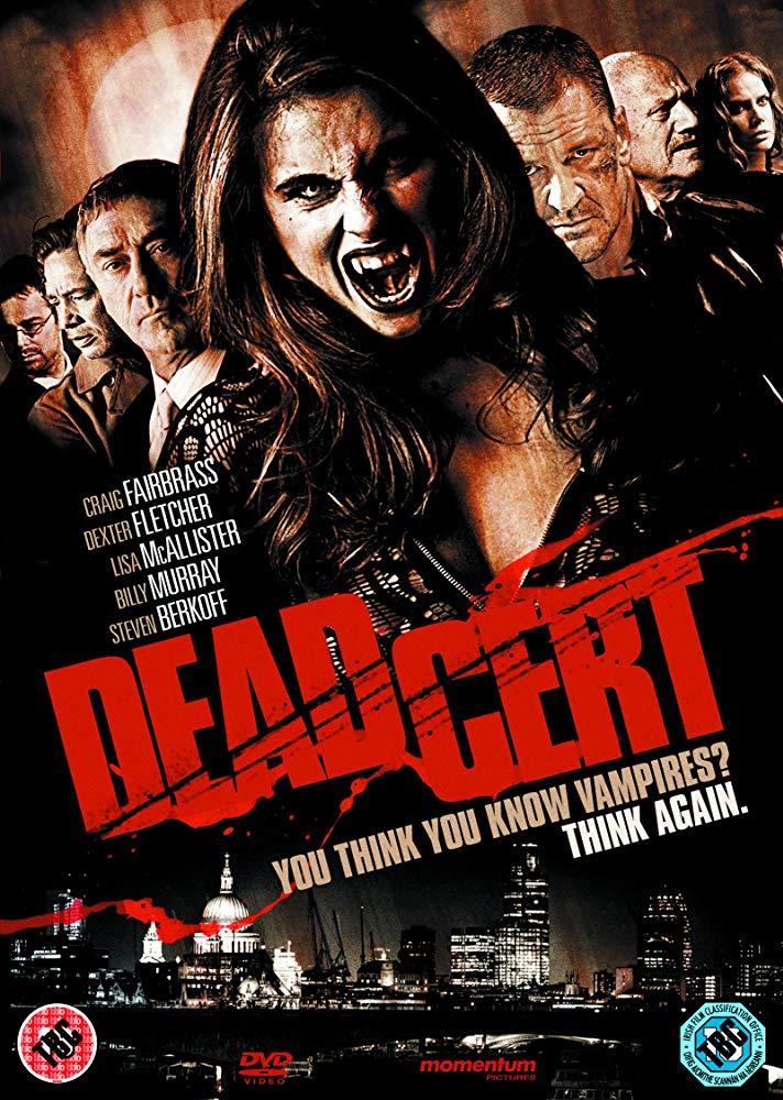 Dead Cert ดับนรกกลืนตะวัน 2010