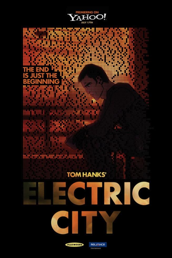 Electric City อิเล็คทริค ซิตี้ เมืองมหากาฬ โลกอนาคต 2012