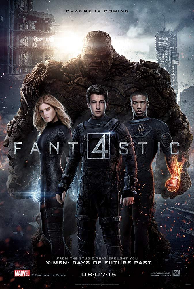Fantastic Four (2007) สี่พลังคนกายสิทธิ์ 2