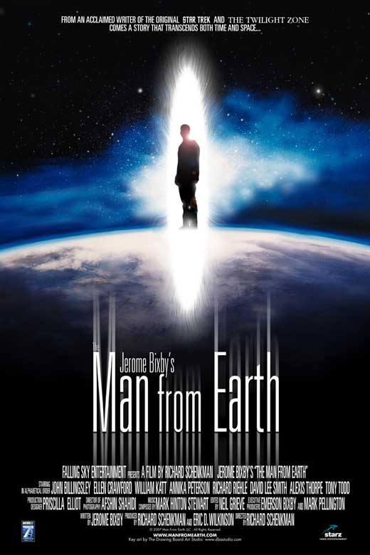 The Man from Earth (2007) คนอมตะฝ่าหมื่นปี