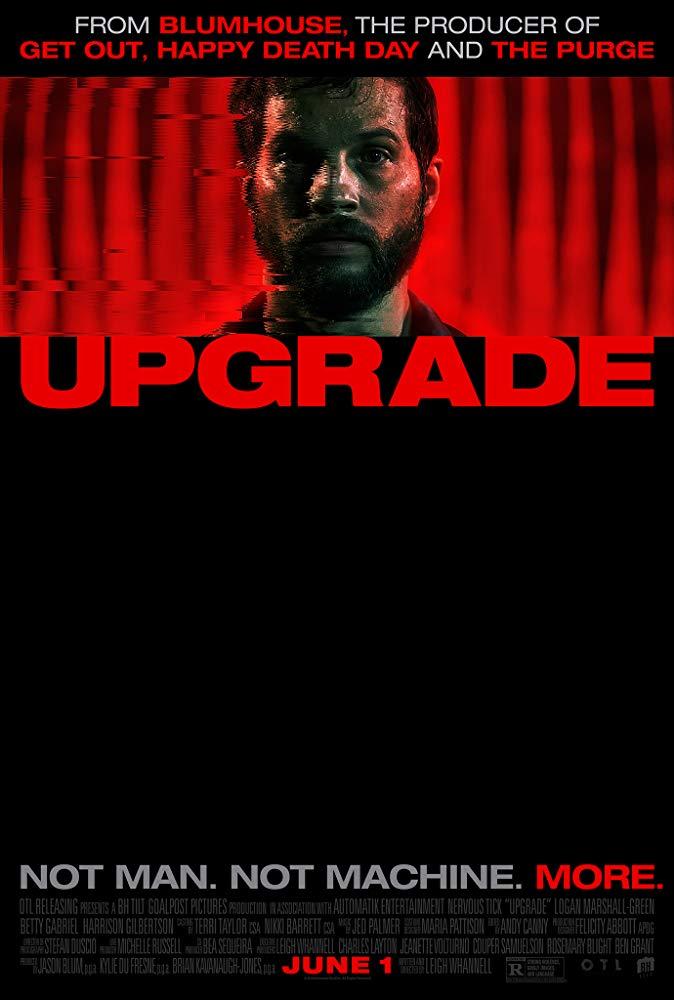 UPGRADE (2018) อัพเกรด