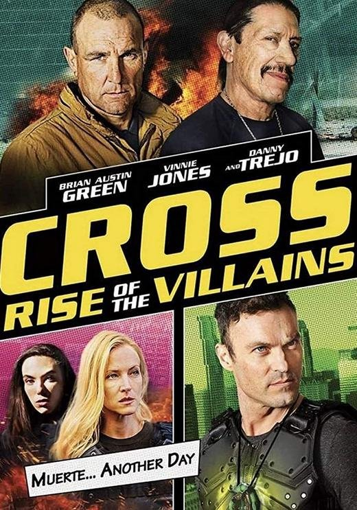 Cross: Rise of the Villains (2019) [Sub TH]