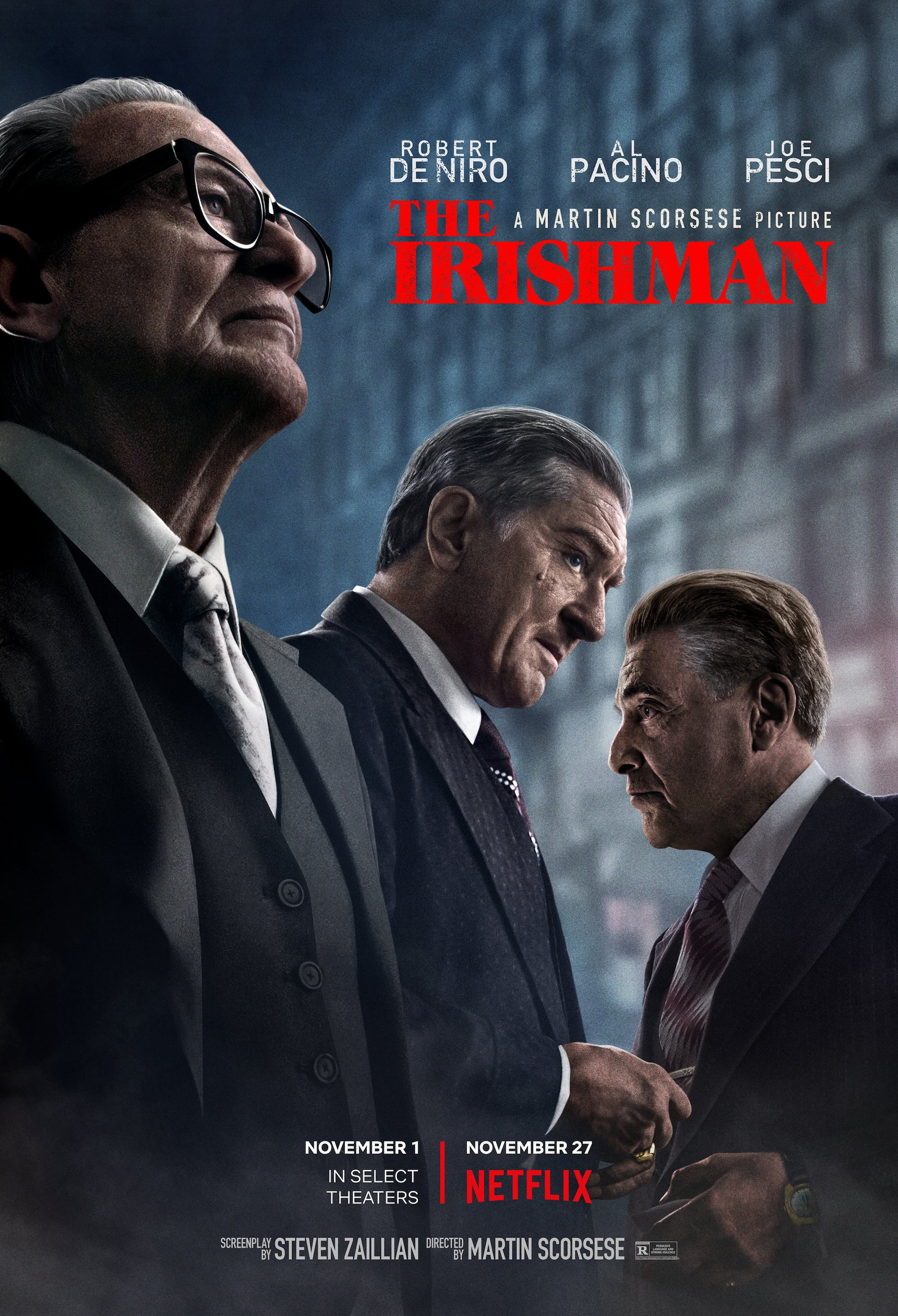 The Irishman (2019) NETFLIX