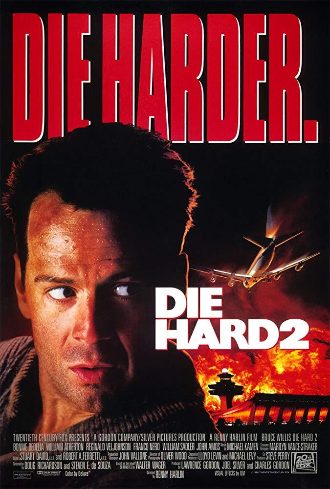 Die Hard 2 (1990) ดาย ฮาร์ด ภาค 2 อึดเต็มพิกัด