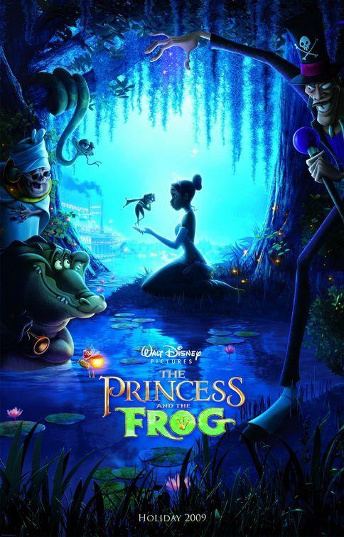 The Princess and the Frog (2009) มหัศจรรย์มนต์รักเจ้าชายกบ