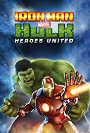 Iron Man & Hulk Heroes United (2013) ไอร่อนแมน แอนด์ ฮัลค์ ฮีโร่ส์ ยูไนเต็ด
