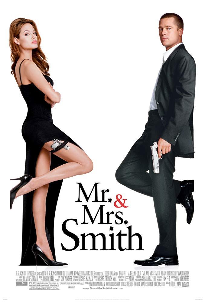 Mr. & Mrs. Smith (2005) มิสเตอร์แอนด์มิสซิสสมิธ นายและนางคู่พิฆาต