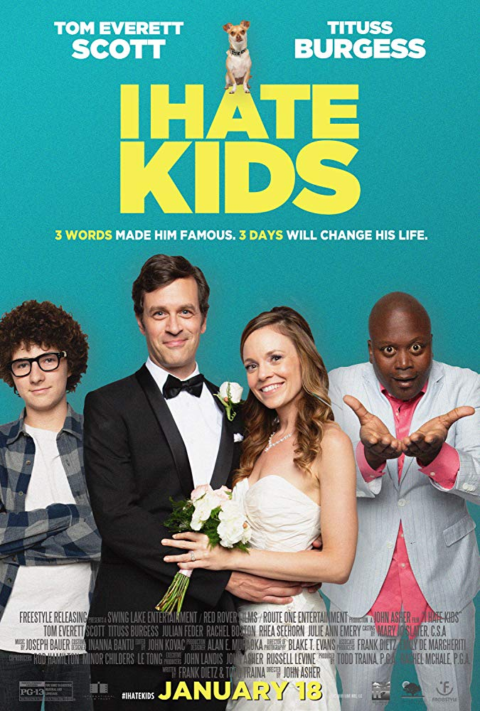 I Hate Kids (2019) ฉันเกลียดเด็ก