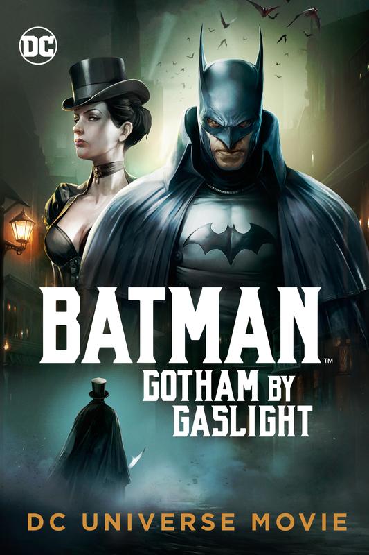 BATMAN GOTHAM BY GASLIGHT (2018) ซับไทย