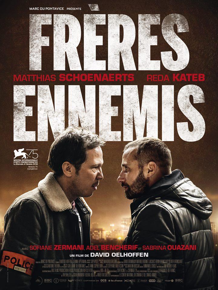 Close Enemies (2018) มิตรร้าย