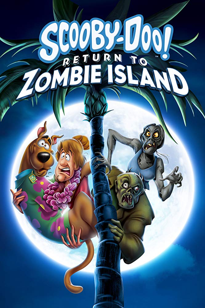 Scooby-Doo Return to Zombie Island (2019) สคูบี้ดู กลับสู่เกาะซอมบี้