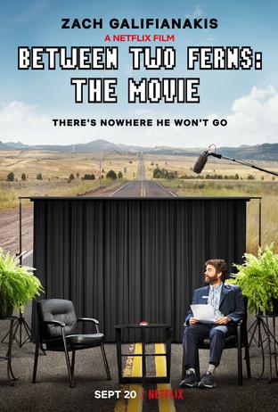 Between Two Ferns The Movie (2019) บีทวีน ทู เฟิร์นส์ เดอะ มูฟวี่