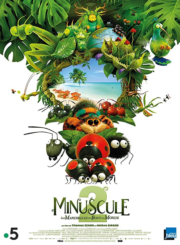 MINUSCULE 2 MANDIBLES FROM FAR AWAY (2019)