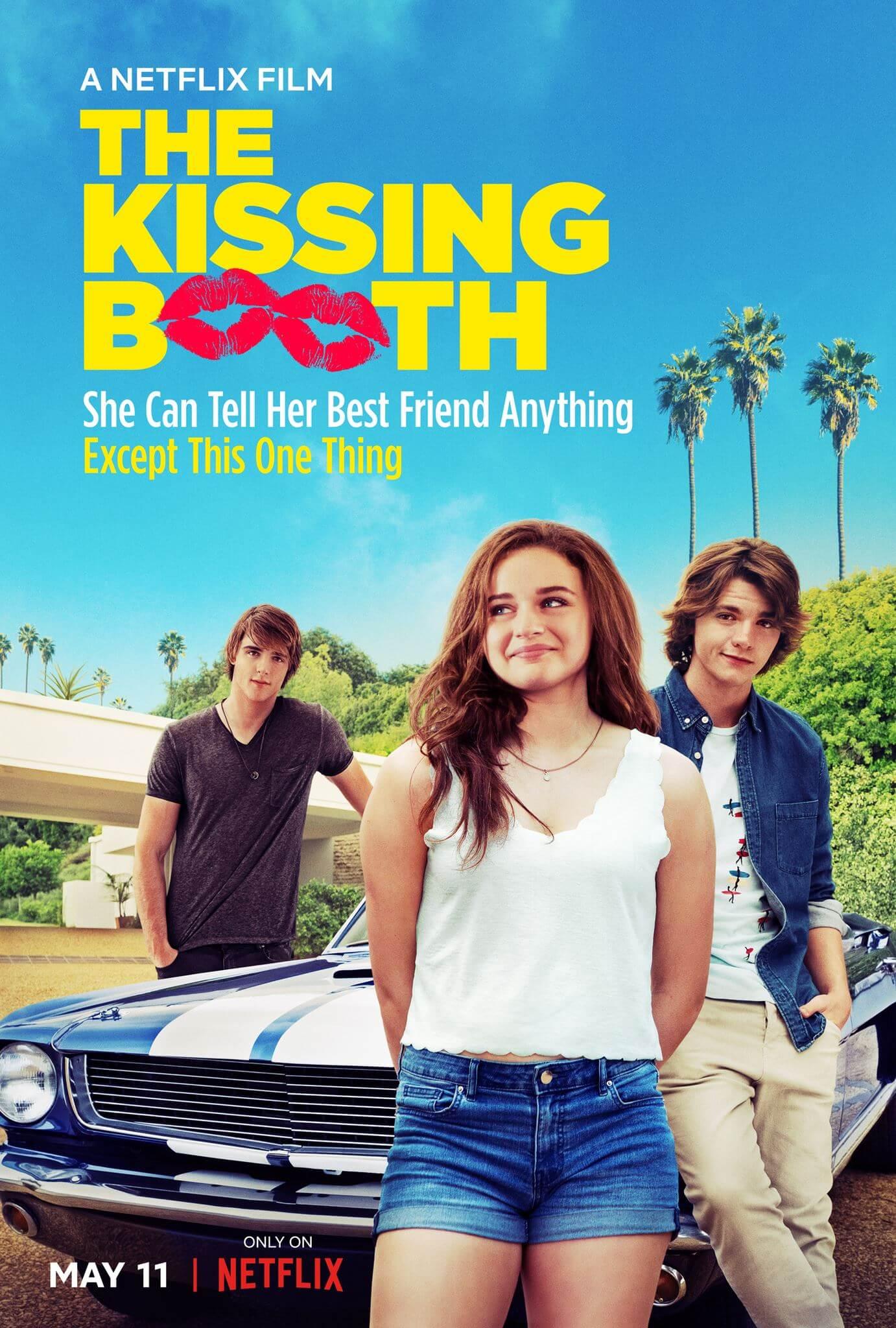 THE KISSING BOOTH (2018) เดอะ คิสซิ่ง บรู (ซับไทย)