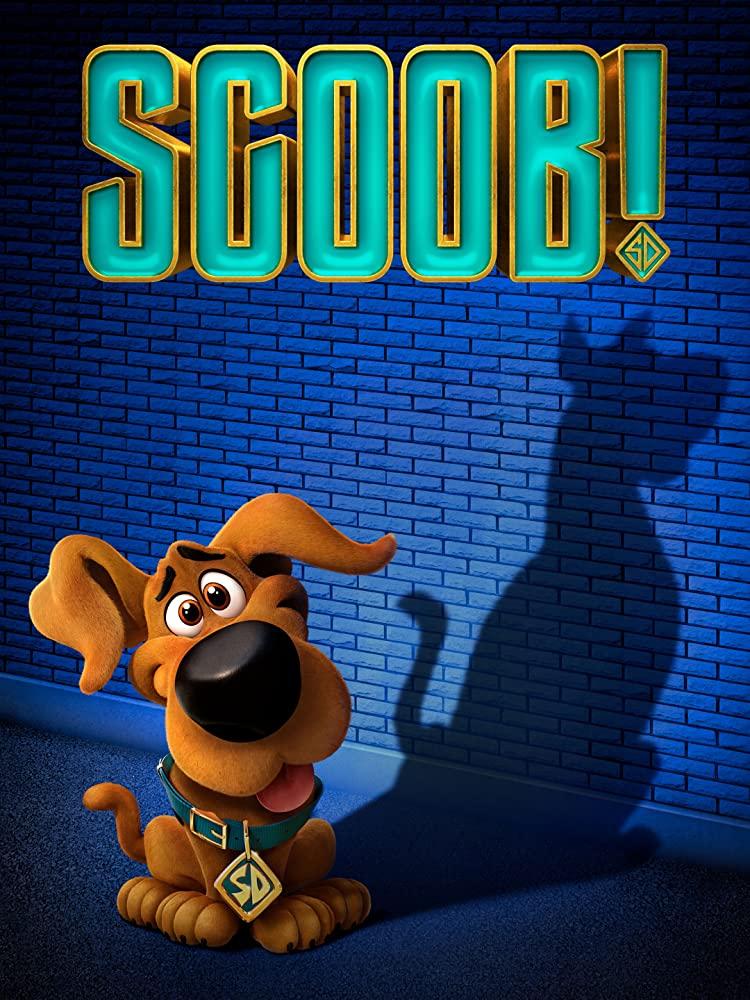 Scoob สคูบ! (2020)