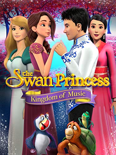 The Swan Princess Kingdom of Music เจ้าหญิงหงส์ขาว ตอน อาณาจักรแห่งเสียงเพลง (2019)