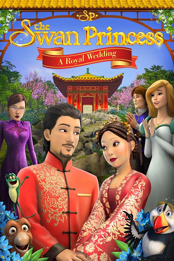 The Swan Princess A Royal Wedding เจ้าหญิงหงส์ขาว มหัศจรรย์วันวิวาห์ (2020)