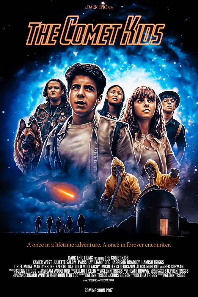 The Comet Kids (2017)