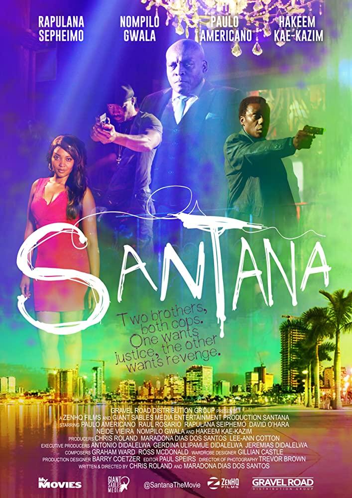 Santana | Netflix แค้นสั่งล่า (2020)
