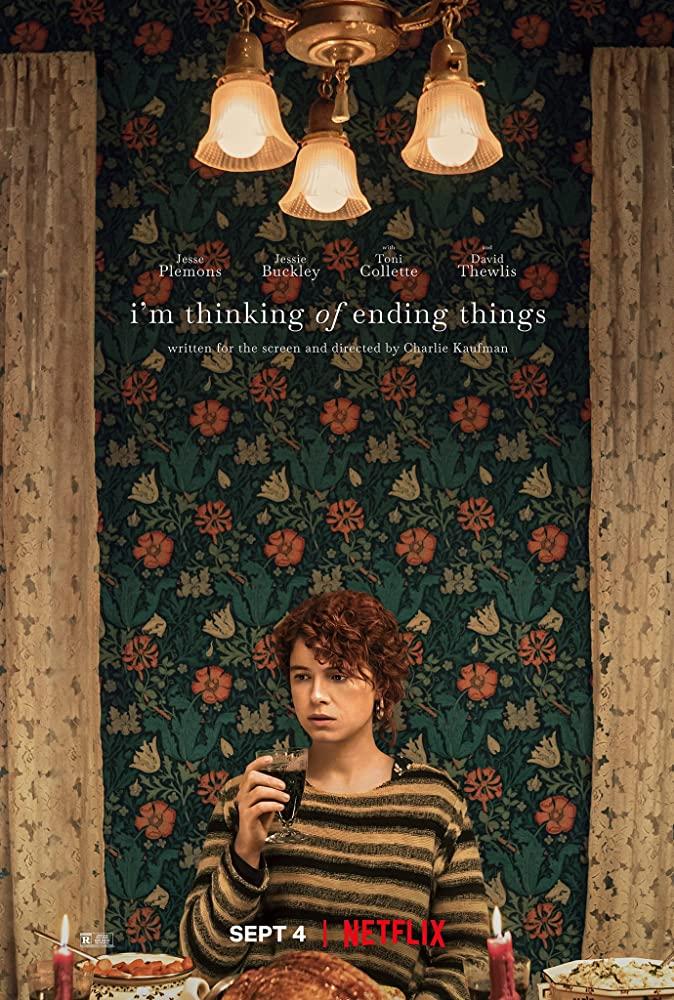 I'm Thinking of Ending Things   Netflix (2020) อยากให้เธออยู่ดูตอนจบด้วยกัน