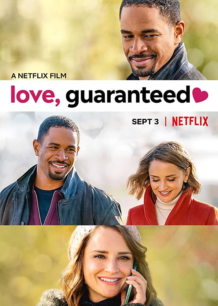 Love Guaranteed   Netflix (2020) รัก… รับประกัน