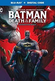 Batman Death in the Family (2020)