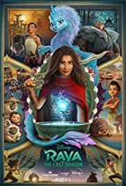 RAYA AND THE LAST DRAGON (2021) รายากับมังกรตัวสุดท้าย