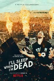 I'll Sleep When I'm Dead (2016)